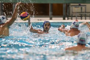 کاپیتان تیم واترپلوی جوانان ایران: برای کسب بهترین نتیجه به تاشکند میرویم