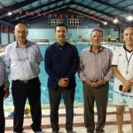 مسابقات انتخابی رقابتهای شنا قهرمانی بزرگسالان کشور (جام تهران) در ۱۱ رده سنی با حضور ۵۰ شناگر از سطح استان قزوین برگزار شد.