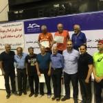 مسابقات شنا بزرگسالان جام تهران ((بزرگداشت هفته تربیت بدنی و ورزش)) ویژه آقایان با قهرمانی تیم تهران به پایان رسید.