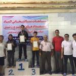 مسابقات شنا انتخابی المپیاد استعدادهای برتر ورزشی(پسران) سیستان و بلوچستان به مناسبت گرامیداشت هفته تربیت بدنی  در   استخر جانبازان و معلولین زاهدان برگزار شد.