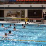 اردوی آماده سازی تیم ملی شنا آقایان هشتم الی ۱۱ آبان ۱۳۹۷ در استخر بین المللی ۹ دی مجموعه ورزشی شهید شیرودی تهران برگزار شد.
