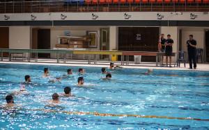 گزارش تصویری_ اردو آماده سازی تیم ملی شنا