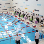 اولین دوره مسابقات شنا المپیاد استعدادهای برتر ایران از صبح روز گذشته(چهارشنبه) در رده سنی ۱۲-۱۱ سال و ۱۴-۱۳ سال در استخر پردیس دانشگاه فردوسی مشهید آغاز شد.