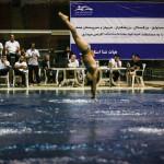 المپیاد استعدادهای برتر ایران رشته شیرجه در ۲ رده سنی ۱۲-۱۳ سال و ۱۴-۱۵ سال(گروه های سنی C و B )به میزبانی استخر قهرمانی مجموعه ورزشی آزادی برگزار شد.