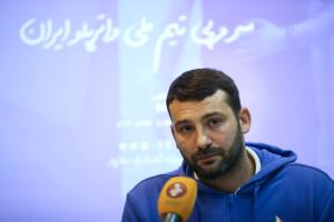 چیریچ: من در ایران هستم پس کشور من ایران است