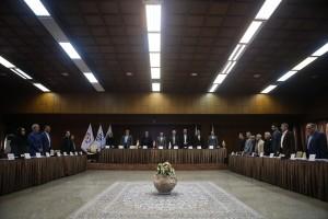 گزارش تصویری(1)_مجمع عمومی سالیانه فدراسیون شنا