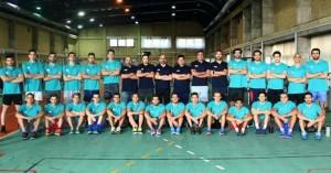 اردونشینان تیم ملی شنا تست دادند