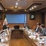 نخستین جلسه هیات رئیسه جدید فدراسیون شنا، شیرجه و واترپلو ساعت ۱۵ روز گذشته( سهشنبه)  برگزار شد.