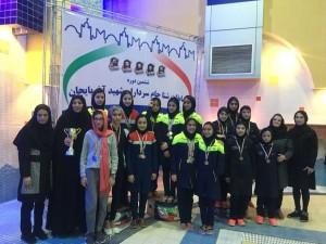 گزارش تصویری_روز پایانی مسابقات جام سرداران شهید آذربایجان بخش دختران