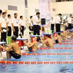 اولین دوره مسابقات شنا المپیاد استعدادهای برتر ایران  در رده سنی  ۱۲-۱۱ سال و ۱۴-۱۳ سال به میزبانی مشهد پیگیری و به پایان رسید.