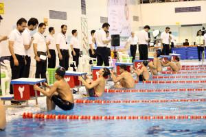 گزارش تصویری_ روز پایانی مسابقات المپیاد استعدادهای برتر شنا ایران