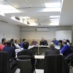 جلسه کمیته فنی واترپلو  امروز (یکشنبه) با حضور اعضا در در محل اتاق جلسات استخر ۹ دی برگزار شد.