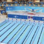 سینا غلام پور و امیرعباس امرالهی دو نماینده شنای ایران در چهاردهمین دوره مسابقات شنا مسافت کوتاه قهرمانی جهان جمعه(16 آذر 1397) عازم هوانژو چین میشوند.