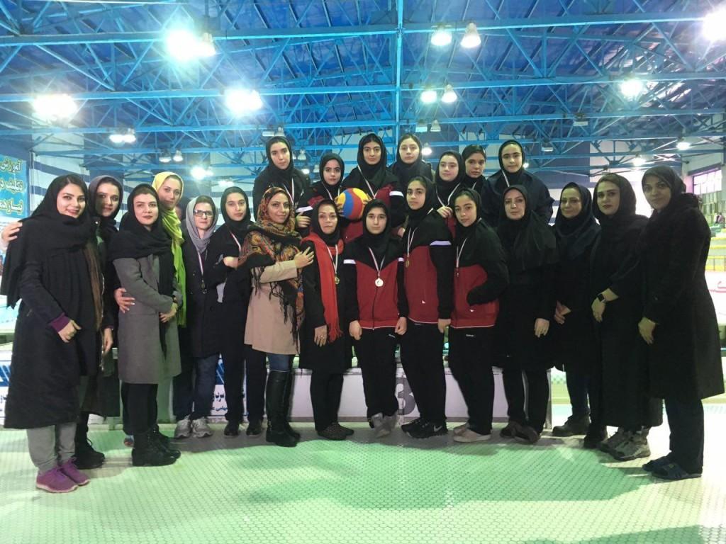 تیم اول موج ایرانیان
