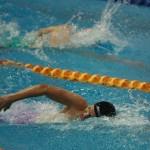مرحله سوم و پایانی شانزدهمین دوره مسابقات شنای باشگاههای کشور  صبح امروز (جمعه) با جابجایی 3 رکورد در استخر قهرمانی آزادی پیگیری شد.
