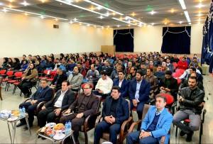 برگزاری کلینیک مربیان استعدادیاب استانهای سراسر کشور