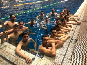 مرحله دوم رکوردگیری پایگاههای ملی شنا برگزار شد