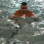 مرحله نخست لیگ شنای آقایان استان آذربایجان شرقی روز گذشته (جمعه) در محل استخر آزادی شهرستان بستان آباد با حضور 180 شناگر در قالب 13 تیم و در 7 ماده برگزار شد.