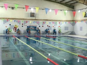 اولین دوره مسابقات شنا بین باشگاهی پسران سیستان و بلوچستان