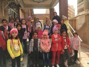 برگزاری جشنواره شنا دختران زیر 10سال استان خوزستان