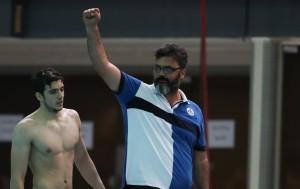 گزارش تصویری - رده بندی لیگ برتر واترپلو