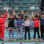 جشنواره ادواری شنا آکادمی ملی فدراسیون شنا ویژه پسران روز گذشته(جمعه) در استخر بین المللی ۹ دی شیرودی برگزار شد.