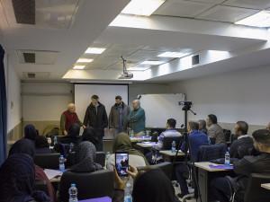 گزارش تصویری_آغاز کلینیک داوری و نظارت مسابقات واترپلو