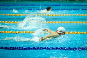 گزارش تصویری(2)_ روز نخست مسابقات شنا جام دهه مبارکه فجر