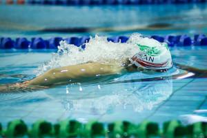 اعلام نتایج پایانی مسابقات شنا جام دهه مبارکه فجر