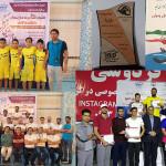 جشنواره شنای زیر ۱۰ سال پسران در استانهای غرب و شرق کشور به مناسبت چهلمین سالگرد پیروزی انقلاب اسلامی برگزار شد.