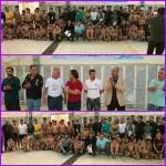 مرحله دوم لیگ شنا منطقه اروند تحت عنوان شهدای مدافع حرم منطقه آزاد اروند در پایگاه قهرمانی استخر خلیج فارس آبادان برگزار شد.