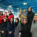مسابقات شنا بزرگسالان بانوان جام پیروزی (گرامیداشت چهلمین سالگرد پیروزی انقلاب اسلامی) در استخر شهید شهبازی زنجان برگزار شد.