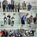 به مناسبت پیروزی انقلاب اسلامی مرحله دوم لیگ شنا بانوان خوزستان و مسابقات کارکنان ادارات اهواز برگزار شد.