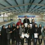 دومین مرحله مسابقات شنا انتخابی بانوان بزرگسال استان سیستان و بلوچستان  روز چهارشنبه (دهم بهمن 1397) در محل استخر خانه شنا زاهدان در رده سنی ۱۸ سال به بالا برگزار شد.