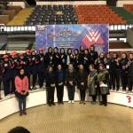 مسابقات جام و قهرمانی کشور شنای موزون در چهار رده سنی دختران به میزبانی استان تهران استخر قهرمانی آزادی برگزار و در پایان تیمهای برتر این دوره از رقابتها مشخص شدند.