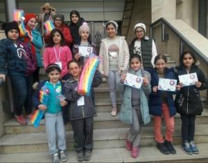 نتایج جشنواره ادواری شنا دختران آکادمی ملی فدراسیون شنا