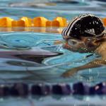 تا پایان مرحله صبح روز دوم مسابقات شنا جایزه بزرگ پنج رکورد ملی شکست.