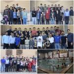لیگ شنای استان خوزستان با قهرمانی نفت امیدیه در دو رده سنی نوجوانان و جوانان به پایان رسید.
