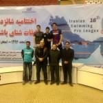 مسابقات شنای جایزه بزرگ(مسافت بلند) و انتخابی تیم ملی آبهای آزادی اعزامی به مسابقات آسیایی کشور کویت و رکوردگیری پایان سال ویژه رده های سنی ۱۱سال و به بالا روز گذشته(پنجشنبه) در استخر آزادی آغاز شد.