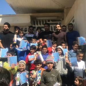 برگزاری مرحله سوم جشنواره شنا پسران استان بوشهر