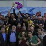 تیم شهید نوفلاح قهرمان چهامین دوره مسابقات لیگ برتر واترپلو زیر ۱۷ سال کشور شد.