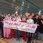 سومین و آخرین مرحله لیگ شنای بانوان استان آذربایجان شرقی با قهرمانی تیم ستارگان الف تبریز به پایان رسید.