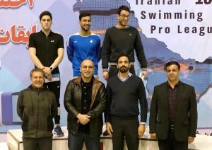 اسکندریون: حمایت رضوانی از مسابقات جایزه بزرگ شنا قابل تقدیر است