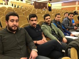 تقدیر از واترپلوئیستهای تهرانی حاضر در بازیهای آسیایی جاکارتا