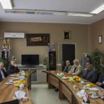 صبح امروز (سهشنبه) دکتر صالحی امیری رئیس کمیته ملی المپیک با هیات همراه از فدراسیون شنا بازدید و با مسئولان فدراسیون به گفت و گو پرداخت.