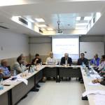جلسه کمیته فنی شنا صبح امروز(سهشنبه) با حضور مسئولان فدراسیون و اعضا در محل سالن کنفرانس استخر 9 دی برگزار شد.