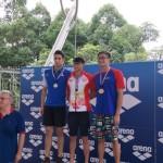 در روز سوم مسابقات شنا بین المللی مالزی مهدی انصاری در ماده 50 متر پروانه دوم شد و یاوری در 200 متر آزاد در جایگاه چهارم قرار گرفت.