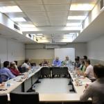 جلسه کمیته فنی واترپلو  امروز(چهارشنبه) با حضور مسئولان فدراسیون و اعضا در محل سالن کنفرانس استخر ۹ دی برگزار شد.