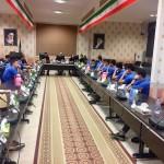 کمپ آماده سازی تیم ملی شنا پسران و کلینیک تخصصی مربیگری شنا به میزبانی هیات شنا استان اردبیل در شهرستان سرعین آغاز شد.