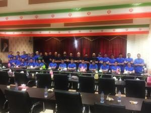 گزارش تصویری_کمپ آماده سازی تیم ملی شنا در اردبیل